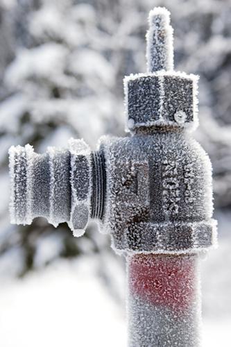 Protecție la îngheț conducte