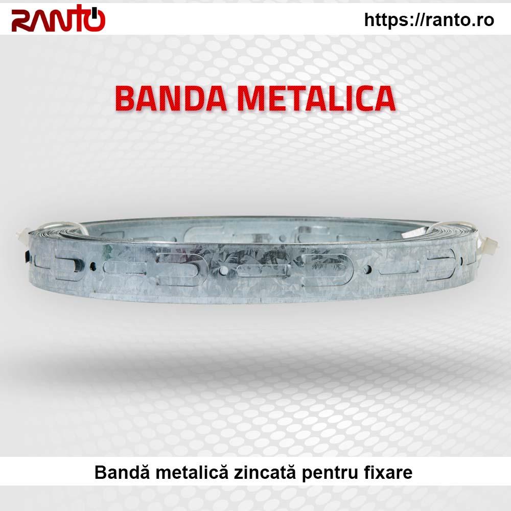 Banda metalica